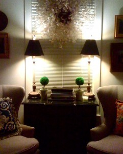 my study... favorite room in the house